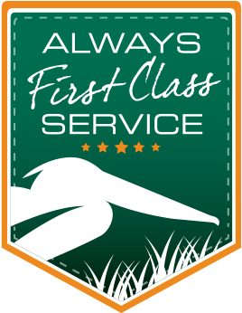 Always First-Class Service